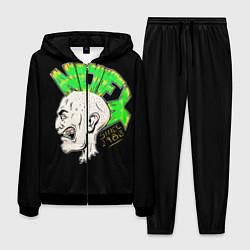 Костюм мужской NOFX Punks цвета 3D-черный — фото 1