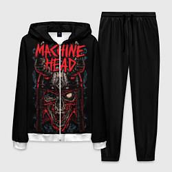 Костюм мужской Machine Head: Blooded Skull цвета 3D-белый — фото 1