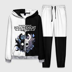 Костюм мужской Hollow Knight Black & White цвета 3D-меланж — фото 1