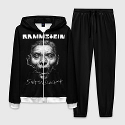 Костюм мужской Rammstein: Sehnsucht цвета 3D-белый — фото 1