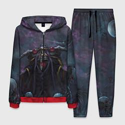 Костюм мужской Overlord цвета 3D-красный — фото 1
