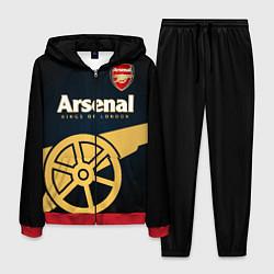Костюм мужской Arsenal цвета 3D-красный — фото 1