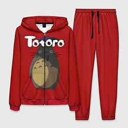 Костюм мужской Totoro цвета 3D-красный — фото 1