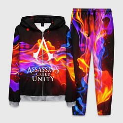 Костюм мужской Assassin's Creed: Unity цвета 3D-меланж — фото 1