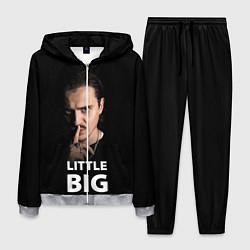 Костюм мужской Little Big: Илья Прусикин цвета 3D-меланж — фото 1