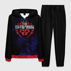 Костюм мужской Offspring цвета 3D-красный — фото 1