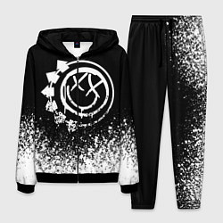 Костюм мужской Blink-182 7 цвета 3D-черный — фото 1