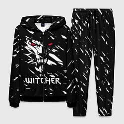 Костюм мужской The Witcher цвета 3D-черный — фото 1