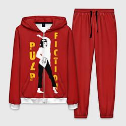 Костюм мужской Pulp Fiction цвета 3D-белый — фото 1