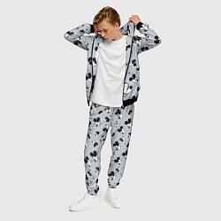 Костюм мужской Микки Маус цвета 3D-черный — фото 2