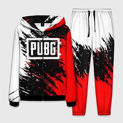 Костюм мужской PUBG цвета 3D-черный — фото 1