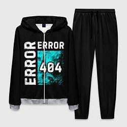 Костюм мужской ERROR 404 цвета 3D-меланж — фото 1