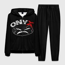 Костюм мужской Onyx цвета 3D-черный — фото 1