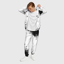 Костюм мужской Shinedown цвета 3D-меланж — фото 2