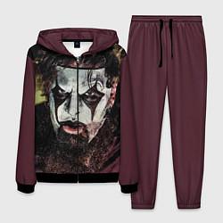 Костюм мужской Slipknot Face цвета 3D-черный — фото 1
