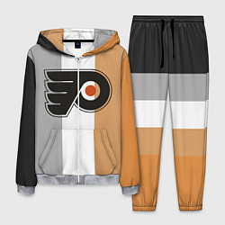 Костюм мужской Philadelphia Flyers цвета 3D-меланж — фото 1