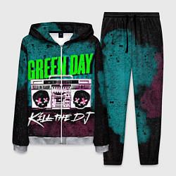 Костюм мужской Green Day: Kill the DJ цвета 3D-меланж — фото 1
