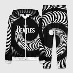 Костюм мужской The Beatles: Stereo Type цвета 3D-белый — фото 1