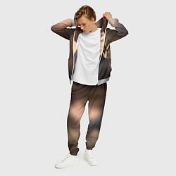 Костюм мужской Бенедикт Камбербэтч 1 цвета 3D-меланж — фото 2