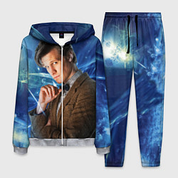 Костюм мужской 11th Doctor Who цвета 3D-меланж — фото 1