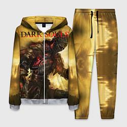 Костюм мужской Dark Souls: Braveheart цвета 3D-меланж — фото 1