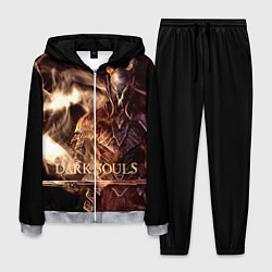 Костюм мужской Dark Souls цвета 3D-меланж — фото 1