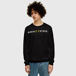 Свитшот мужской Brazzers цвета 3D-черный — фото 2