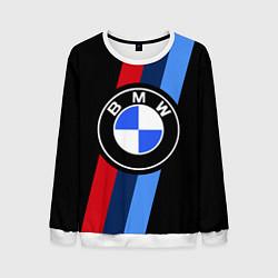 Мужской свитшот BMW M: Black Sport