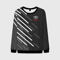 Мужской свитшот Toyota: White Rays