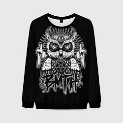 Свитшот мужской BMTH Owl цвета 3D-черный — фото 1