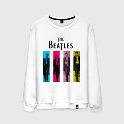 Мужской свитшот Walking Beatles