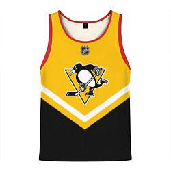 Мужская майка без рукавов NHL: Pittsburgh Penguins