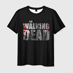 Мужская 3D-футболка с принтом The Walking Dead: RIck, цвет: 3D, артикул: 10107755603301 — фото 1
