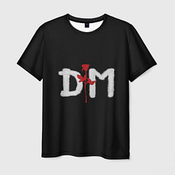 Футболка 3D мужская DM: Rose - фото 1