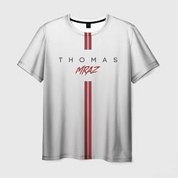 Футболка мужская Thomas Mraz цвета 3D — фото 1