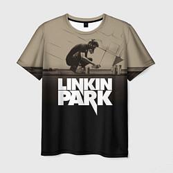 Футболка мужская Linkin Park: Meteora цвета 3D-принт — фото 1