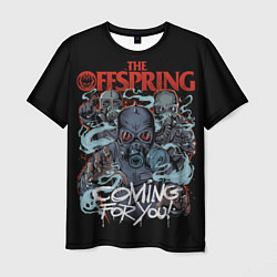 Футболка мужская The Offspring: Coming for You цвета 3D-принт — фото 1