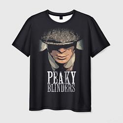 Футболка мужская Peaky Blinders цвета 3D — фото 1