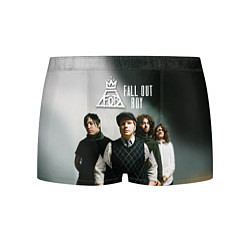 Трусы-боксеры мужские Fall Out Boy: Guys цвета 3D — фото 1