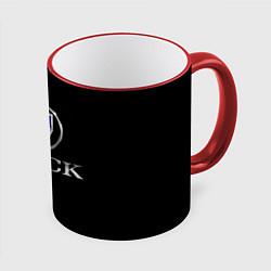 Кружка 3D Buick цвета 3D-красный кант — фото 1