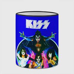 Кружка 3D Kiss Show цвета 3D-черный кант — фото 2