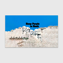 Бумага для упаковки Deep Purple in Rock цвета 3D-принт — фото 1