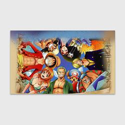 Бумага для упаковки One Piece цвета 3D — фото 1