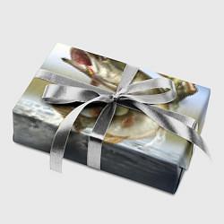 Бумага для упаковки Дерзская щука цвета 3D — фото 2