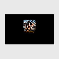 Бумага для упаковки Kiss Monster цвета 3D — фото 1