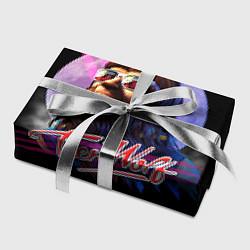 Бумага для упаковки Teen Wolf: Retro цвета 3D-принт — фото 2