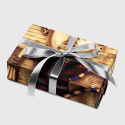 Бумага для упаковки Хатшепсут цвета 3D — фото 2