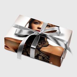 Бумага для упаковки Beyonce Sexy цвета 3D-принт — фото 2