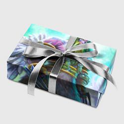 Бумага для упаковки Варкрафт 46 цвета 3D — фото 2