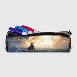 Пенал для ручек Knight Link цвета 3D-принт — фото 2